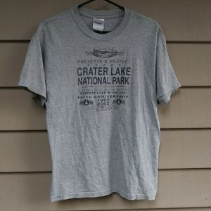 Other - Crater Lake Oregon T Shirt medium